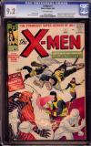 X-Men #1 CGC 9.2 ow