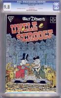 Walt Disney's Uncle Scrooge #219 CGC 9.8 w