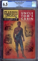 Classics Illustrated #15 CGC 6.5 cr/ow