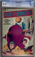 Kid Eternity #10 CGC 6.0 cr/ow