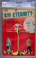 Kid Eternity #16 CGC 6.5 ow