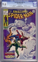 Amazing Spider-Man #74 CGC 9.6 ow