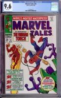 Marvel Tales #16 CGC 9.6 w