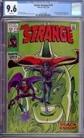 Doctor Strange #178 CGC 9.6 w