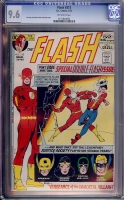 Flash #213 CGC 9.6 ow