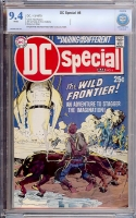DC Special #6 CGC 9.4 w Newsstand Mint Collection