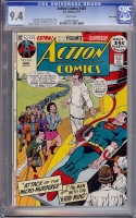 Action Comics #403 CGC 9.4 w Massachusetts