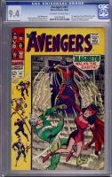 Avengers #47 CGC 9.4 ow/w