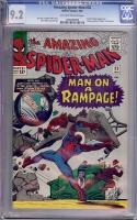 Amazing Spider-Man #32 CGC 9.2 ow/w