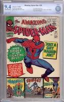 Amazing Spider-Man #38 CBCS 9.4 ow/w