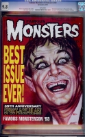 Famous Monsters of Filmland #200 CGC 9.8 w