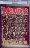 Famous Monsters of Filmland #80 CGC 7.0 ow/w