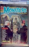 Famous Monsters of Filmland #83 CGC 7.0 w
