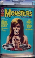 Famous Monsters of Filmland #86 CGC 8.5 ow/w