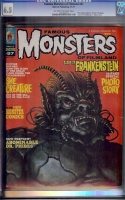 Famous Monsters of Filmland #87 CGC 6.5 ow/w