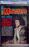 Famous Monsters of Filmland #88 CGC 8.0 w