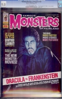 Famous Monsters of Filmland #89 CGC 9.0 ow/w