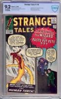 Strange Tales #110 CBCS 9.2 ow