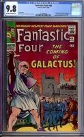Fantastic Four #48 CGC 9.8 ow/w