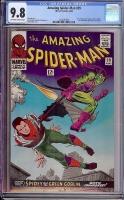 Amazing Spider-Man #39 CGC 9.8 ow/w