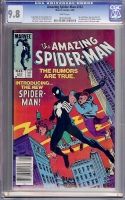 Amazing Spider-Man #252 CGC 9.8 w