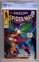Amazing Spider-Man #49 CBCS 9.6 w