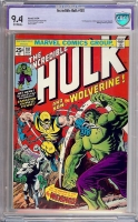 Incredible Hulk #181 CBCS 9.4 ow