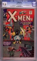 X-Men #20 CGC 9.6 ow/w