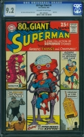 80 Page Giant #6 CGC 9.2 ow/w