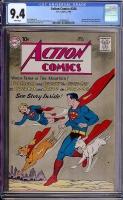 Action Comics #266 CGC 9.4 w