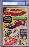 Amazing Spider-Man #14 CGC 9.6 w Stewart DeSoto Collection