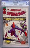 Amazing Spider-Man #23 CGC 9.6 ow/w White Mountain