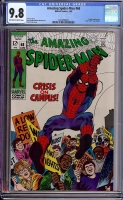 Amazing Spider-Man #68 CGC 9.8 ow/w