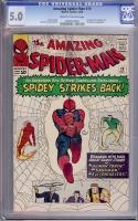 Amazing Spider-Man #19 CGC 5.0 cr/ow