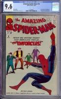 Amazing Spider-Man #10 CGC 9.6 ow/w