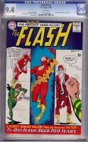 Flash #157 CGC 9.4 w