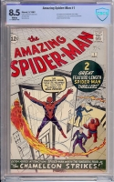 Amazing Spider-Man #1 CBCS 8.5 w