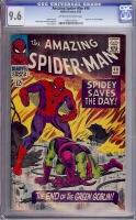 Amazing Spider-Man #40 CGC 9.6 ow/w Stewart DeSoto Collection
