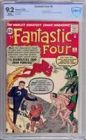 Fantastic Four #6 CBCS 9.2 w