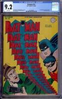 Batman #31 CGC 9.2 w