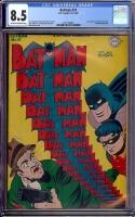 Batman #31 CGC 8.5 ow/w