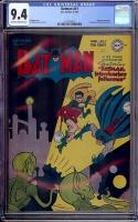 Batman #41 CGC 9.4 ow/w