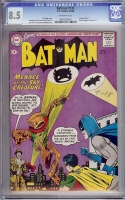 Batman #135 CGC 8.5 ow