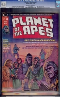 Planet of the Apes #1 CGC 9.0 ow/w