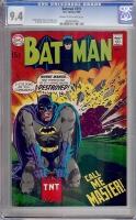 Batman #215 CGC 9.4 cr/ow