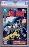 Batman #331 CGC 9.8 w