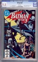 Batman #436 CGC 9.8 w