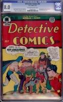 Detective Comics #65 CGC 8.0 ow/w