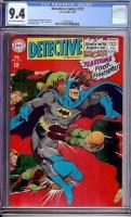 Detective Comics #372 CGC 9.4 ow/w