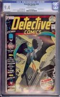 Detective Comics #423 CGC 9.4 ow/w